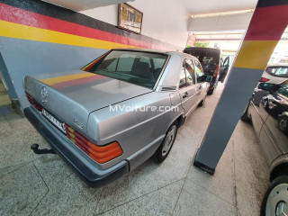 Mercedes 1991 MOHAMMEDIA