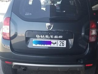 Dacia Duster 2017 MARRAKECH