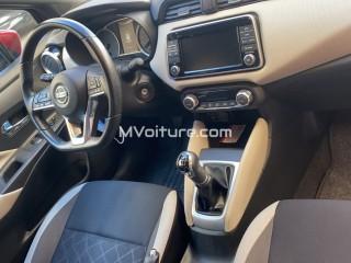 Nissan Micra 2017 AGADIR