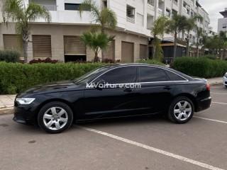 Audi A6 2015 CASABLANCA